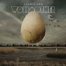 WOLFMOTHER - COSMIC EGG (LP)