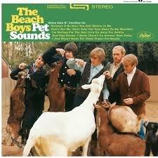 BEACH BOYS - PET SOUNDS (LP)