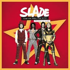 SLADE - CUM ON FEEL THE HITZ (LP)