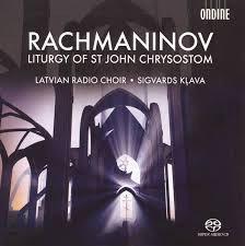 Rachmaninov - Liturgy Of St, John Chrysostom