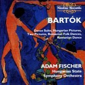 Adam Fischer - Romanian Dances (Bartok)