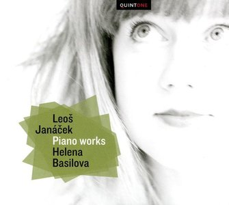 Helena Basilova - Piano Works (Janacek)