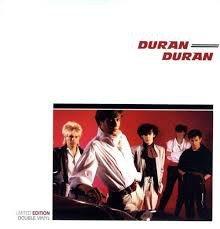 DURAN DURAN - DURAN DURAN (LP)
