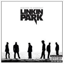 LINKIN PARK - MINUTES TO MIDNIGHT (LP)