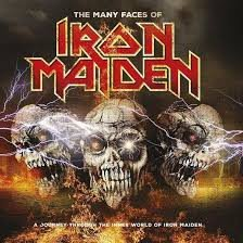 IRON MAIDEN - MANY FACES OF IRON MAIDEN (LP)
