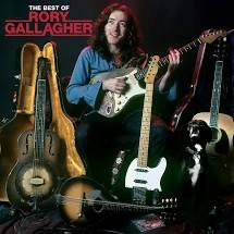 RORY GALLAGHER - THE BEST OF (LP)