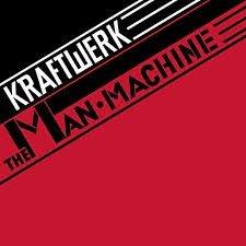 KRAFTWERK - THE MAN MACHINE (LP)