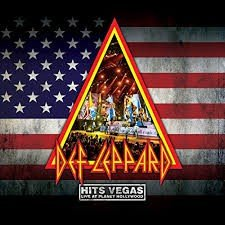 DEF LEPPARD - HITS VEGAS LIVE AT PLANET HOLLYWOOD (LP)