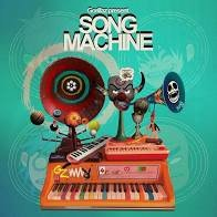 GORILLAZ - SONG MACHINE (LP)