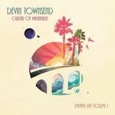 DEVIN TOWNSEND - ORDER OF MAGNITUDE (LP)