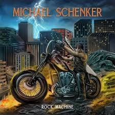 MICHAEL SCHENKER - ROCK MACHINE (LP)