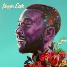 JOHN LEGEND - BIGGER LOVE (LP)