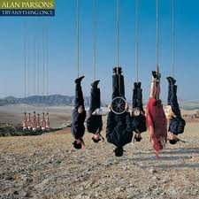ALAN PARSONS - TRY ANYTHING ONCE (LP)