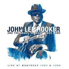 JOHN LEE HOOKER - LIVE AT MONTREUX 1983 & 1990 (LP)