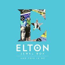 ELTON JOHN - AND THIS IS ME (LP)