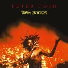 PETER TOSH - BUSH DOCTOR (LP)