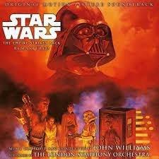 SOUNDTRACK - STAR WARS - THE EMPIRE STRIKES BACK (REMASTERED) (LP)