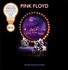 PINK FLOYD - DELICATE SOUND OF THUNDER (3LP)