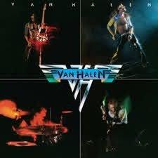 VAN HALEN - VAN HALEN (LP)