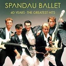 SPANDAU BALLET - GREATEST HITS 40 YEARS (LP)