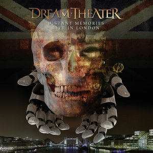 DREAM THEATER -DISTANT MEMORIES LIVE IN LONDON (4LP+3CD)