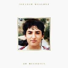 IBRAHIM MAALOUF - 40 MELODIES (LP)