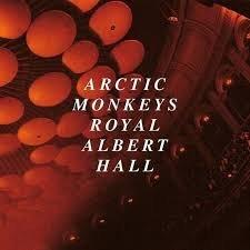 ARCTIC MONKEYS - LIVE AT THE ROYAL ALBERT HALL (CLEAR VINYL VERSION) (LP)