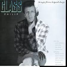 PHILIP GLASS - SONGS FROM LIQUID DAYS (LP)