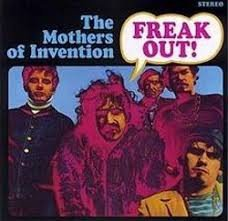 MOTHERS OF INVENTION - FREAK OUT (LP)