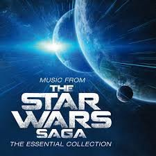 SOUNDTRACK - MUSIC FROM THE STAR WARS SAGA (LP)