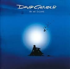 DAVID GILMOUR - ON AN ISLAND (LP)