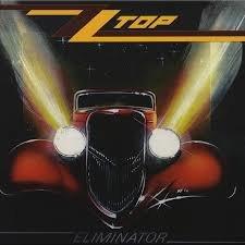ZZ TOP - ELIMINATOR (LP)