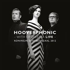 HOOVERPHONIC - WITH ORCHESTRA LIVE 2012 (LP)