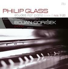 PHILIP GLASS - ETUDES FOR PIANO BOOK 2 NOS.11-20 (LP)