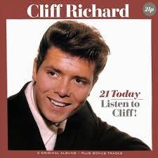 CLIFF RICHARD - 21 TODAY / LISTEN TO CLIFF! (LP)