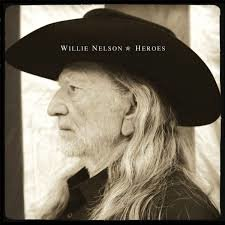 WILLE NELSON - HEROES (LP)