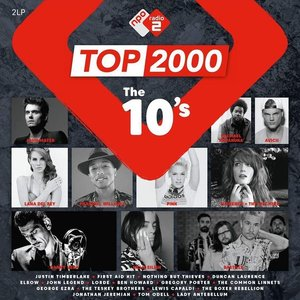 TOP 2000 - THE 10'S (LP)