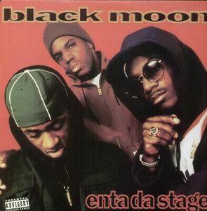 BLACK MOON - ENTA DA STAGE (LP)