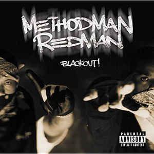 METHODMAN REDMAN - BLACKOUT! (LP)