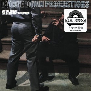 BOOGIE DOWN PRODUCTIONS - GHETTO MUSIC (LP)