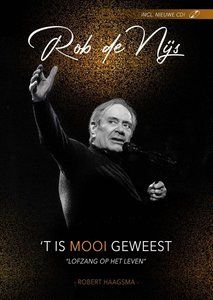 ROB DE NIJS - HET IS MOOI GEWEEST (BOEK+CD)