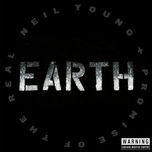 NEIL YOUNG - EARTH (LP)