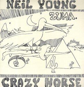 NEIL YOUNG - ZUMA (LP)