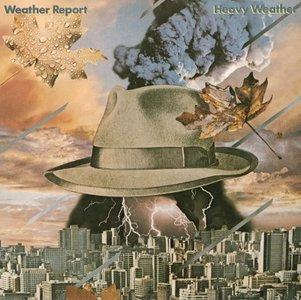 WEATHER REPORT - HEAVY WEATHER (LP)