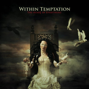 WITHIN TEMPTATION - THE HEART OF EVERYTHING (LP)