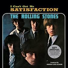 ROLLING STONES - I CAN'T GET NO SATISFACTION (LP)