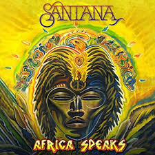 SANTANA - AFRICA SPEAKS (LP)