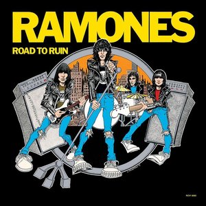 RAMONES - ROAD TO RUIN (LP)
