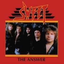 SWEET - THE ANSWER (LP)