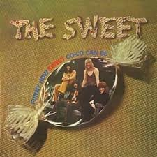 SWEET - FUNNY HOW SWEET CO-CO CAN BE (LP)